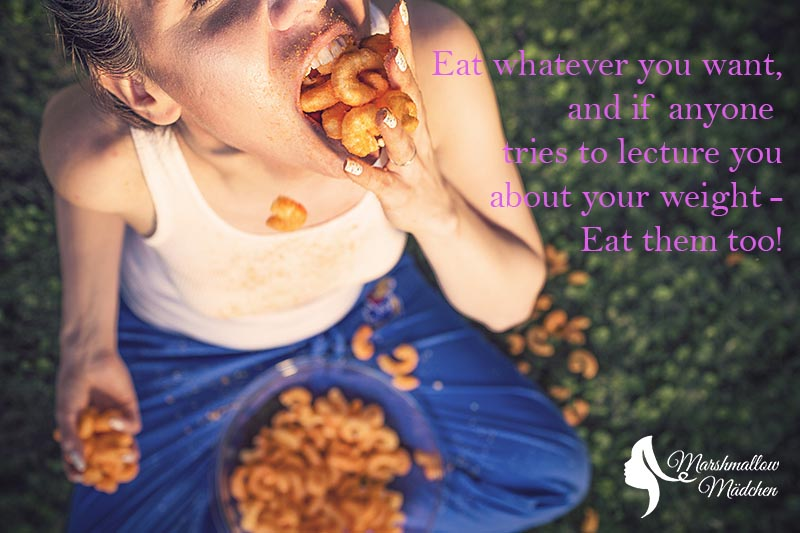 eat-whatever-you-want-quote-marshmallow-mädchen