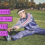 Als übergewichtiger Mensch hat man mit allerlei Vorurteilen zu kämpfen, vor allem dort, wo das Körperbild eine besondere Rolle spielt: zum Beispiel beim Sport.