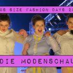 Zum fünften Mal haben am 29. und 30. September 2017 die Plus Size Fashion Days in Hamburg stattgefunden. Modenschau und Messe zeigen, was die Modewelt mittlerweile für große Größen zu bieten hat.