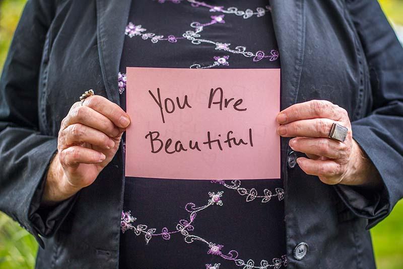 Die Marshmallow Liebesbriefe, der Newsletter von Marshmallow Mädchen, unterstützen dich auf deiner Reise zu deinem selbstbewussten Ich. Foto: Representation Matters