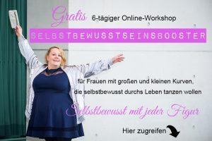 Selbstbewusstsein stärken Kurs Workshop gratis kostenlos Übergewicht Body Positivity Foto: Jörg Merlin Noack - Fotografik