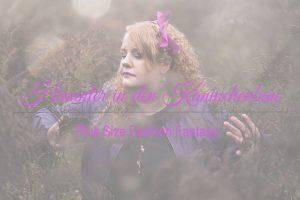 Hinunter in den Kaninchenbau   Alice im Wunderland   Plus Size Fashion Fantasy   Foto: Painting With My Mind