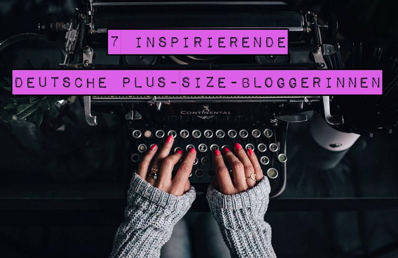 Inspiration ist ein großes Thema bei Marshmallow Mädchen. Ohne Menschen, die uns inspirieren, neue Wege zu beschreiten, würden wir stillstehen. Deshalb lass dich von diesen sieben inspirierenden deutschen Plus-Size-Bloggerinnen zu Mut, Modeabenteuern, Stilbrüchen und Selbstliebe anregen.