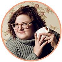 Porträt von Jessica von Lustlaut