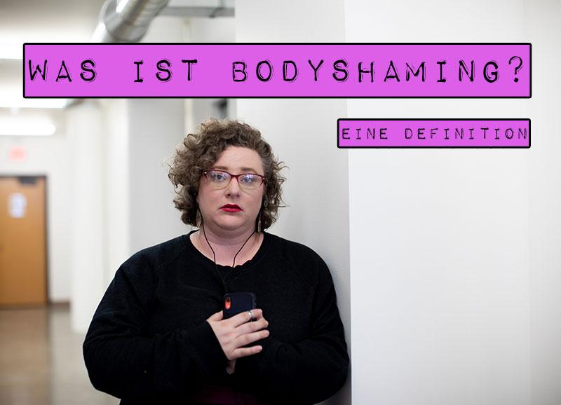 Der Begriff Body Shaming geistert seit einiger Zeit durch Internet und Medien. Doch was ist Body Shaming eigentlich genau? Woher kommt Body Shaming und welche Folgen hat es? Und vor allem: Was kann man gegen Body Shaming tun?