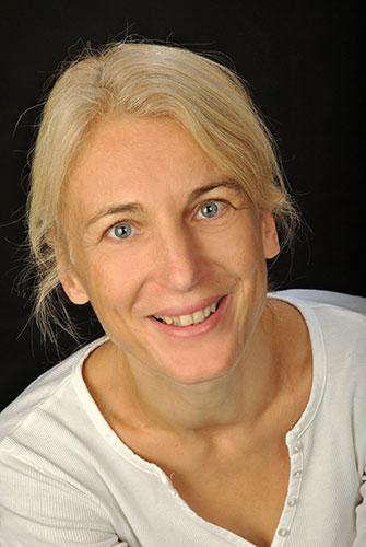 Porträt Katrin Blumenberg - Qi Gong